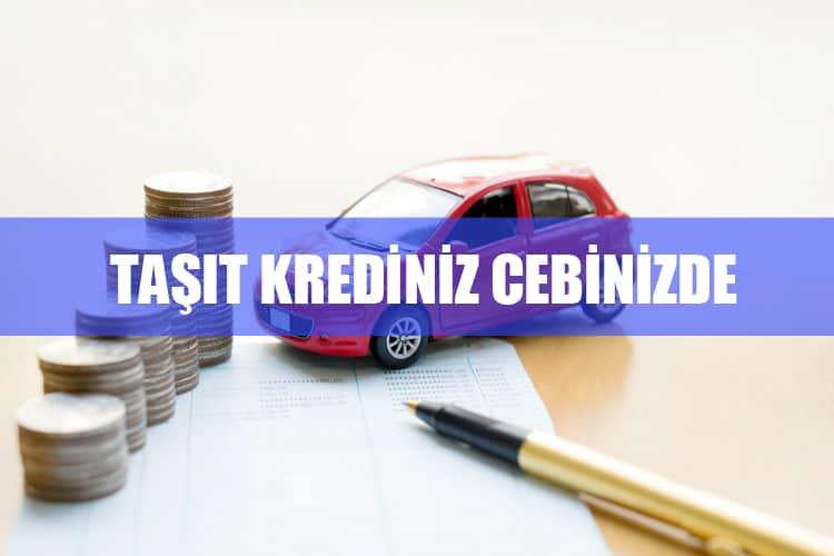 Akbank Taşıt Kredisi Hesaplama