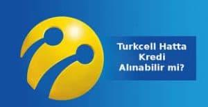 Turkcell Kredi